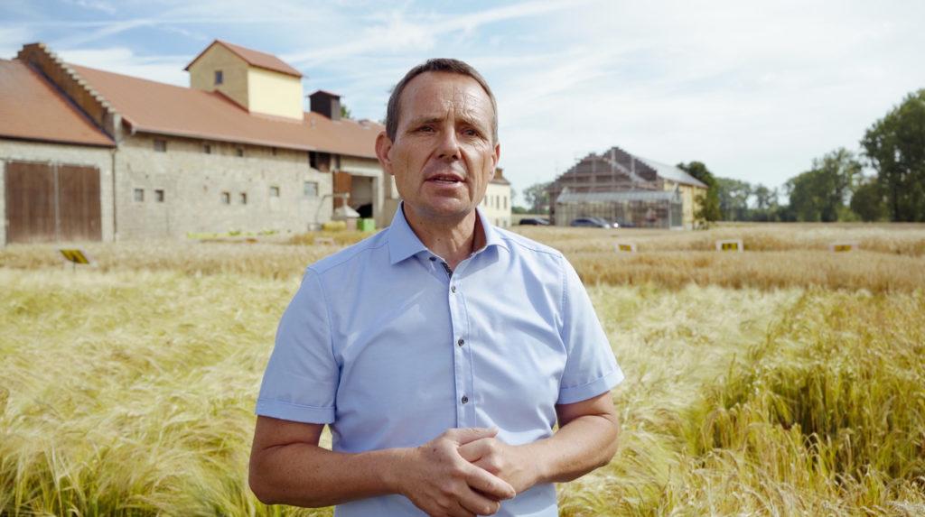 Pflanzenzüchter Dr Stefan Streng